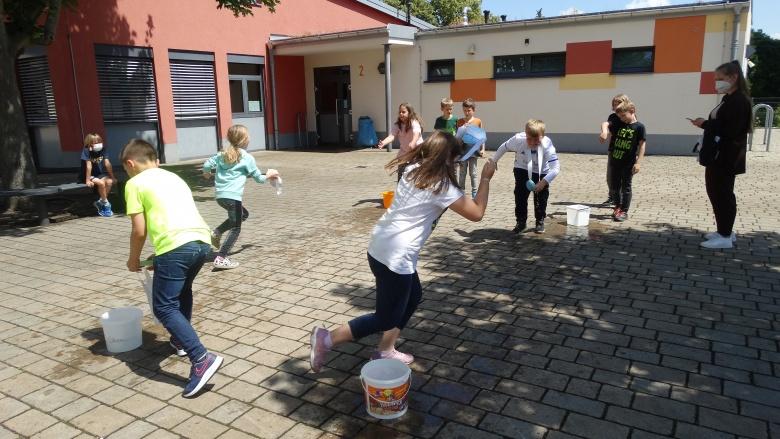 Praktikum in der JJ-Betreuung der Stadtschule Butzbach